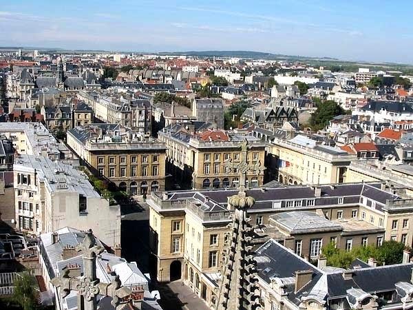 Nos villes en photo les photos de la ville de reims - Piscine reims ...