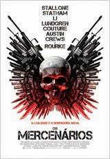 Filme Os Mercenários Dublado AVI DVDRip