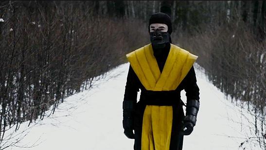 Mortal Kombat Legacy Sub Zero Costume Mortal Kombat: Legacy ...