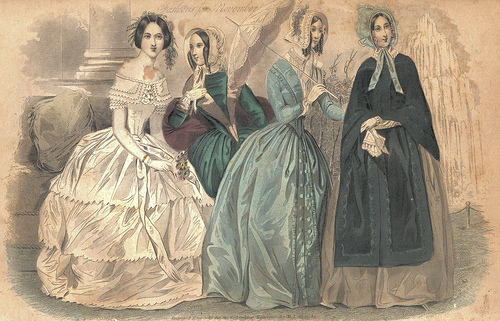 the evolution of the bourgeoisie household in the 19th century Explain how statistics have skewed our understanding about the work women undertook in the 19th century explain how women's occupations during the second half of the 19th and early 20th century varied and were many.