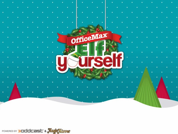 ElfYourself by OfficeMax App iTunes App By Magic Mirror LLC - FreeApps.ws
