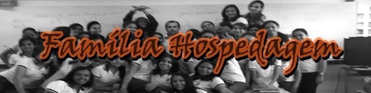 Família Hospedagem ♥