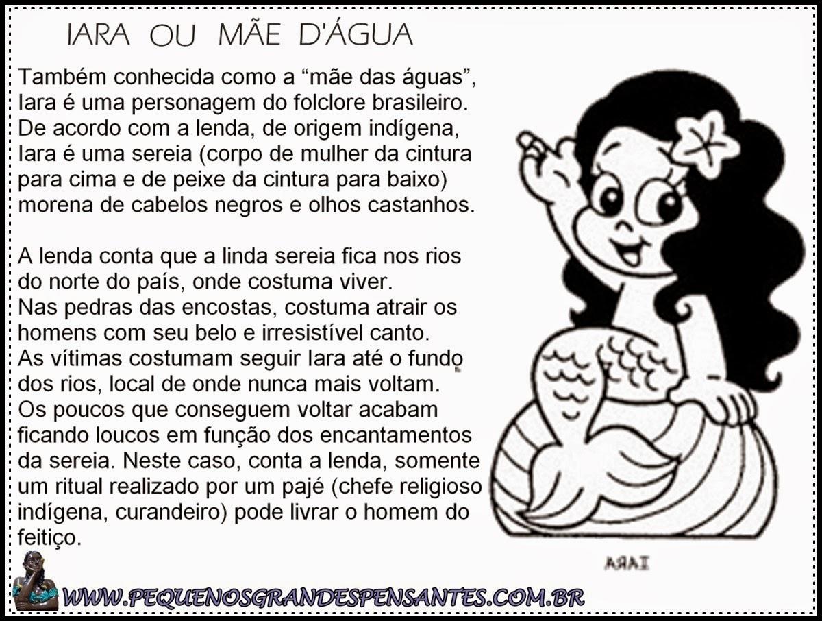 Folclore - Pequenos Grandes Pensantes