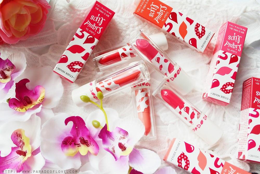 Etude House Color in Liquid Lips