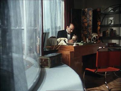 The Chronology Of Agatha Christie S Poirot Apartment