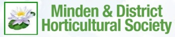 Minden and District Horticultural Society
