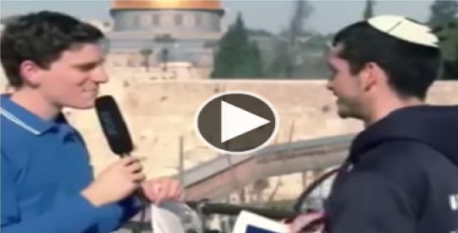 Judíos Que Rechazaban A Cristo Son Confrontados Con La Verdad Sobre El Mesías
