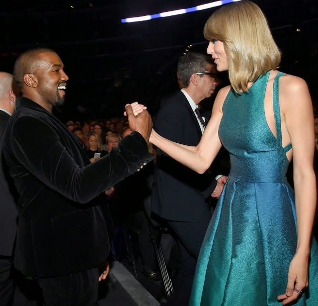 Kanye West y Taylor Swift