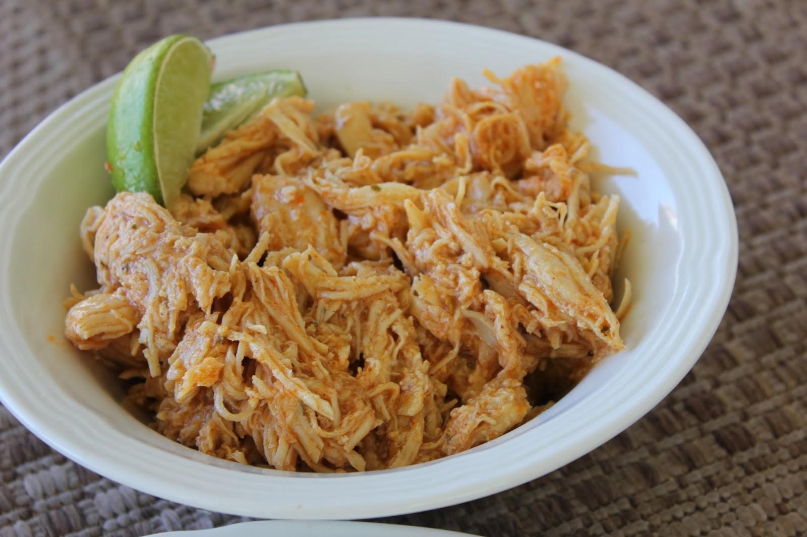 Deals to Meals: Shredded Chicken Tacos (AKA Cafe Rio Chicken)