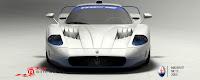 Maserati MC12 Simraceway rFactor 3