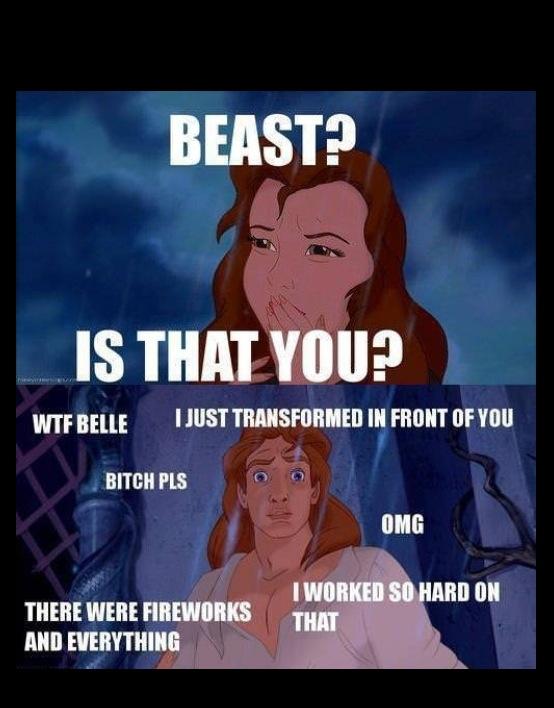 Venez postez vos photos (images) drôles / amusantes de Disney - Page 5 Bb