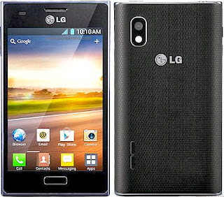 LG Optimus L5 E612 User Manual Guide