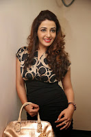 Actress Sonia Mann Latest  Stills in Short Dress at Dhee Ante Dhee Release Press Meet  9.JPG