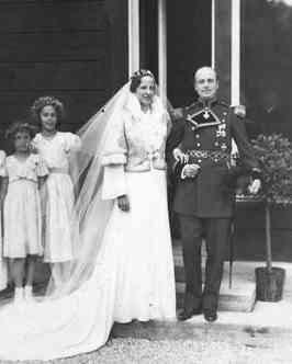Josefine de Saxe-Cobourg et Gotha et de Richard von Baratta-Dragono