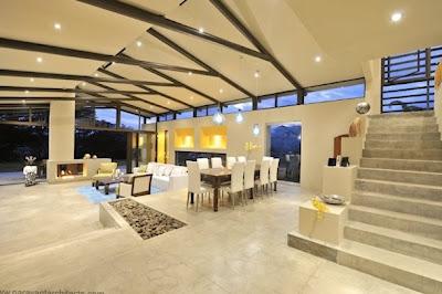 Rumah Tropis Gaya Amerika Latin 2