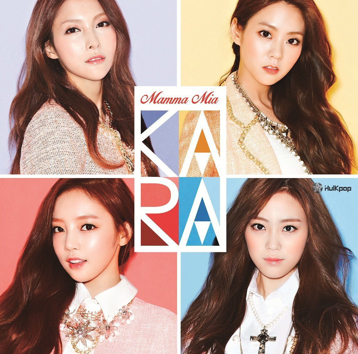 [Single] KARA – Mamma Mia! (Japanese) [Type C – FLAC]
