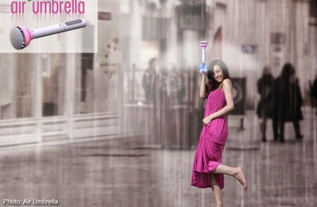 The Air Umbrella