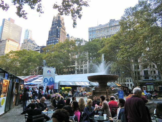 New-York Bryant Park