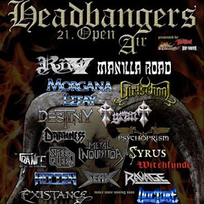 Headbangers Open Air 2018