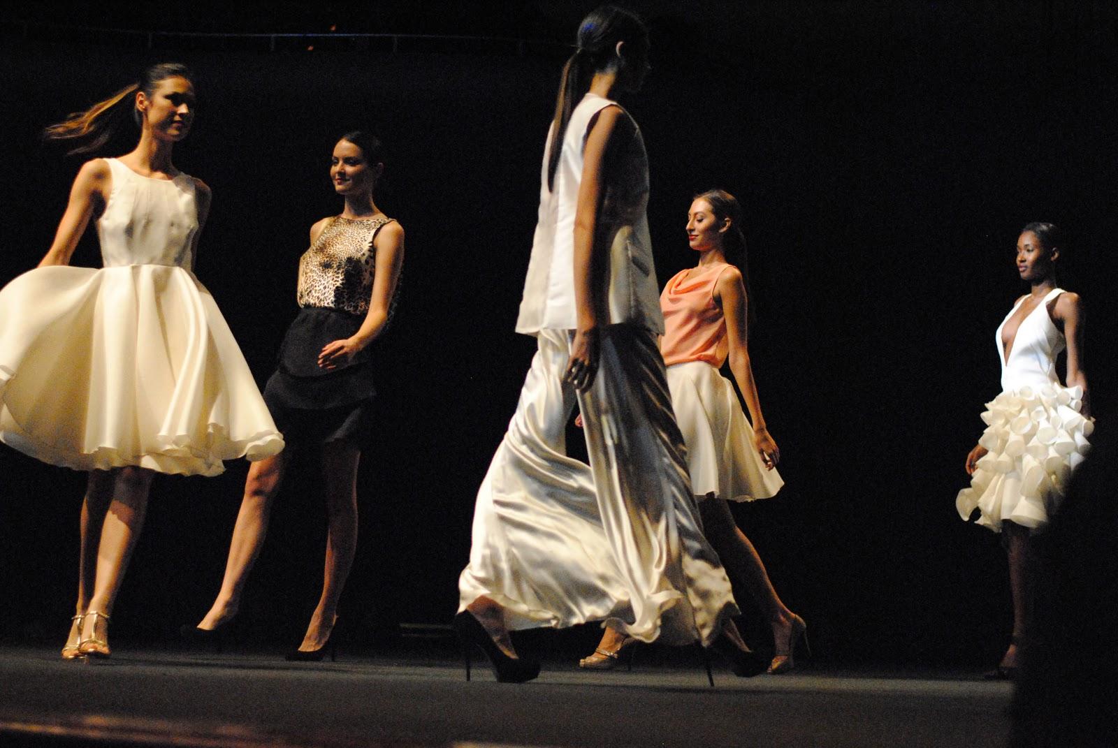 When Si The Fidm La Fashion Show
