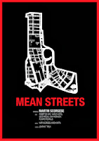 The above image is of a movie poster for Mean Streets