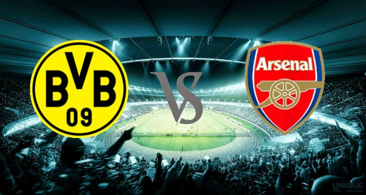 Prediksi Bola Borussia Dortmund vs Arsenal 17 September 2014