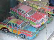 Souvenirs of Havanamade of very light paper mache