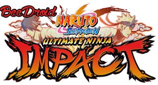 Naruto Shippuden Ultimate Ninja Impact PSP Ukuran Kecil (High Compress)