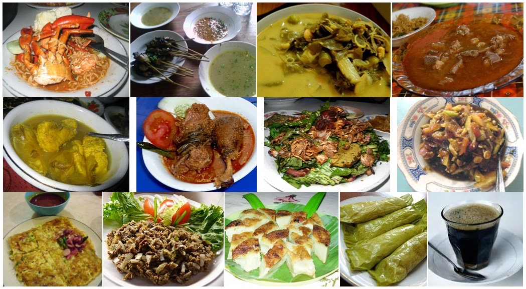 New Daftar Makanan Khas Daerah Yang Ada Di Indonesia