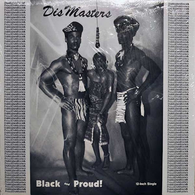 Dismasters ‎– Black And Proud / Skrum And Then Some (1989, VLS, 192)