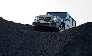 Mercedes-Benz G63 AMG 6x6 2013
