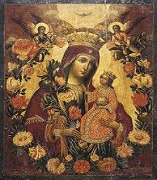 Ρόδον το Αμάραντον, το Ρόδο της Ιεριχούς, το Ρόδο της Παναγίας!