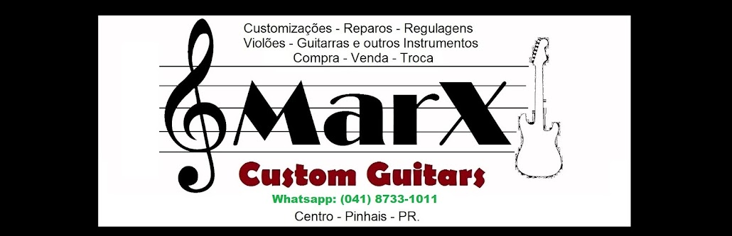 G-Marx Custom Guitars