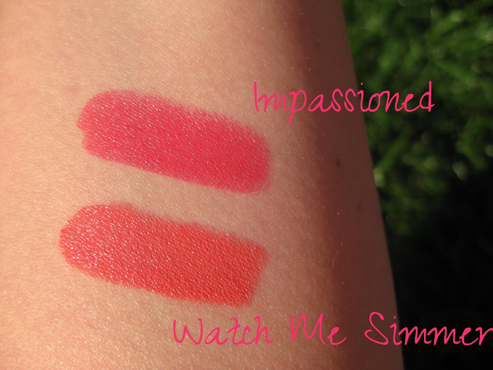 Cloud Nine Indulgence: REVIEW - MAC Watch Me Simmer and ...