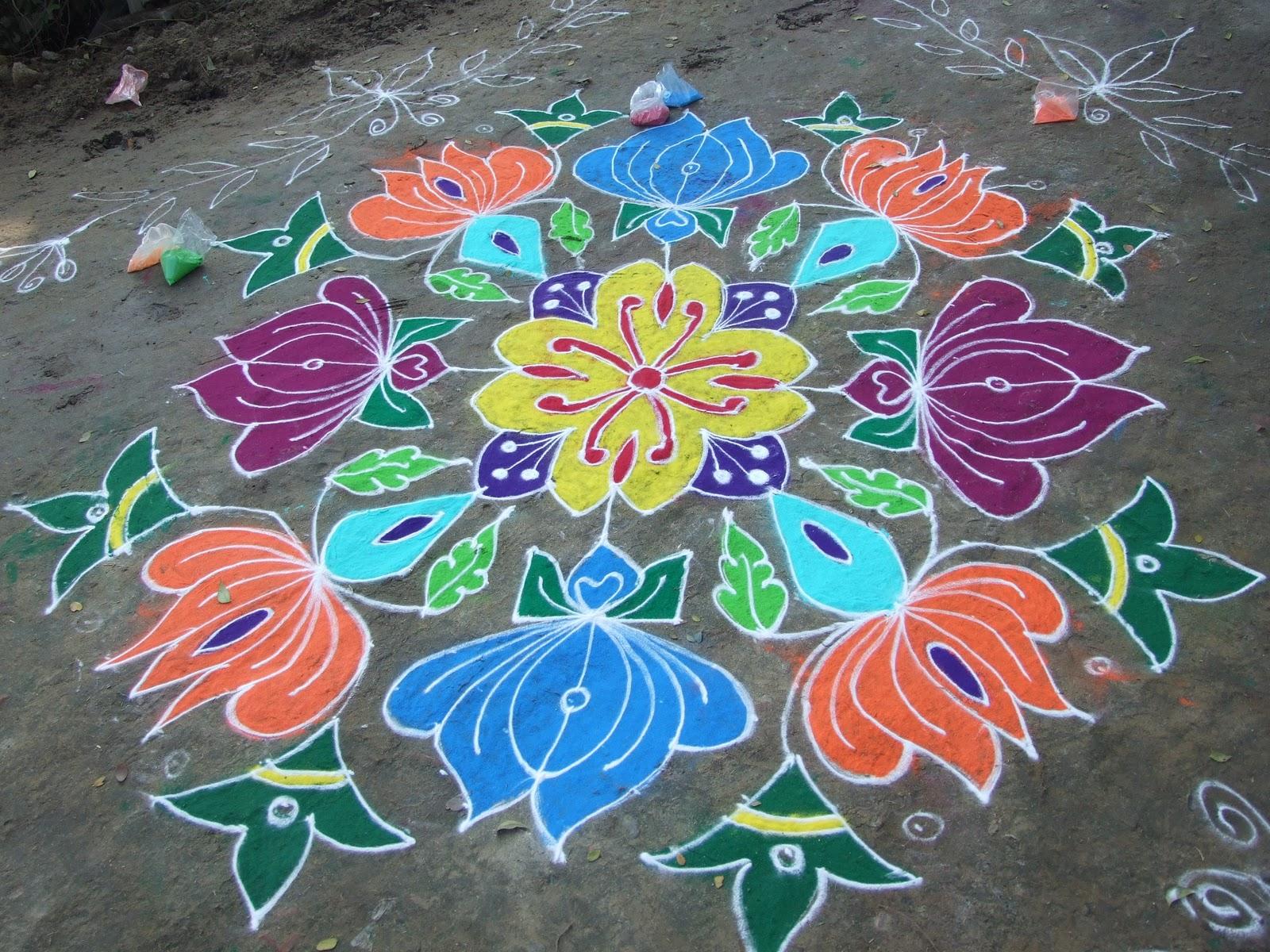 sankranthi muggulu and Mehandi designs...: sankranthi muggulu