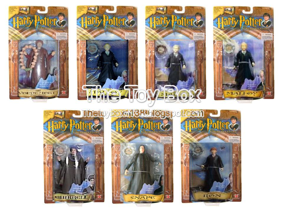 Harry Potter Toys : The toy box harry potter and sorcerer s stone mattel