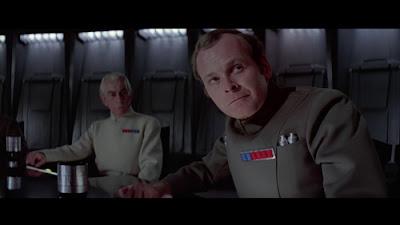 Richard LeParmentier, Star Wars, Admiral Motti
