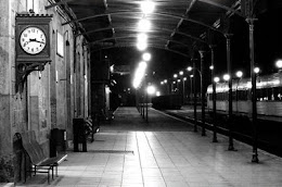 El simple hecho de coger un tren puede cambiarte toda una vida.