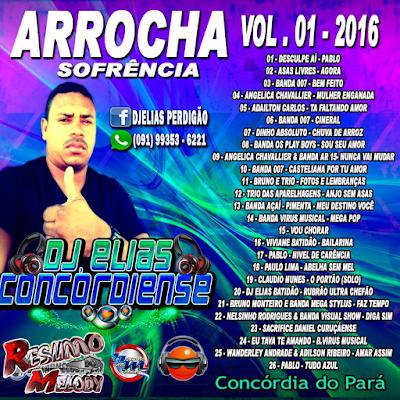 ARROCHA SOFRENCIA VOL.01/2016 DJ ELIAS PERDIGAO 19/01/2016