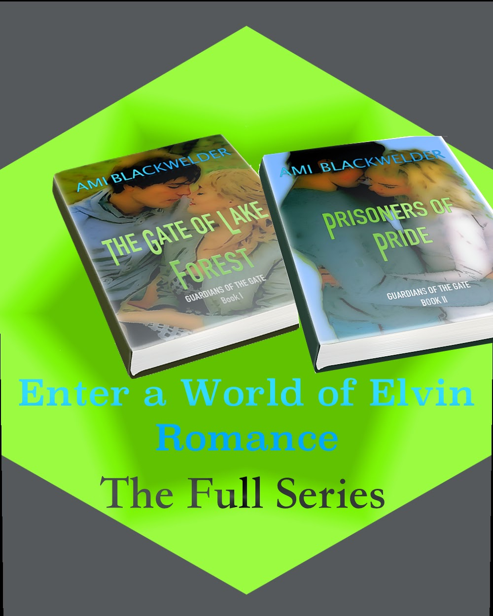 Guardians of the Gate: Elf Romance 2 book series