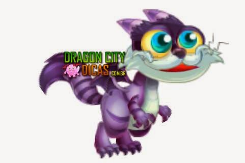 Dragão Gato de Cheshire