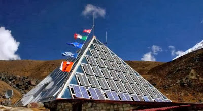 The Pyramid Laboratory, Sagarmatha National Park, Nepal