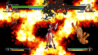 pc games free download, free download king of fighter xiii