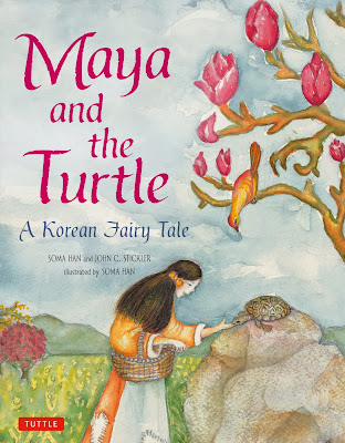 http://www.tuttlepublishing.com/books-by-country/maya-and-the-turtle-hardcover-with-jacket