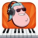 Piano Mania - Practice Game - Learn To Read Sheet Music, Practice Rhythm And Technique On Your Piano Or Keyboard! App iTunes App Icon Logo By JoyTunes - FreeApps.ws
