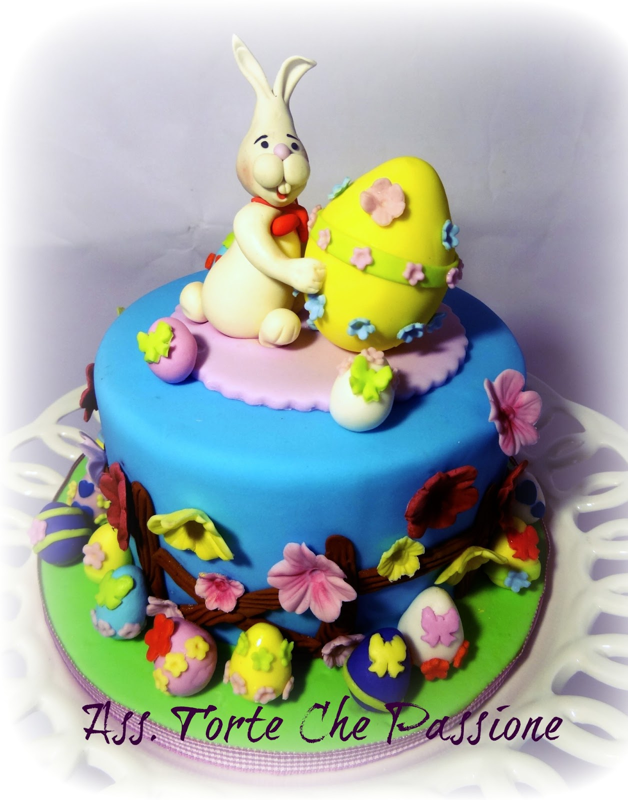 Cake Design Treviso : CUCINA ALLA MODA: CAKE DESIGN E DECORAZIONI PASQUALI