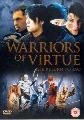 Warriors of Virtue The Return to Tao (2002) HINDI BRRIP