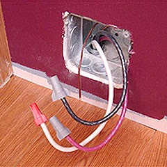 house wiring to a wall oven wiring a wall oven 230 electric work: range outlet
