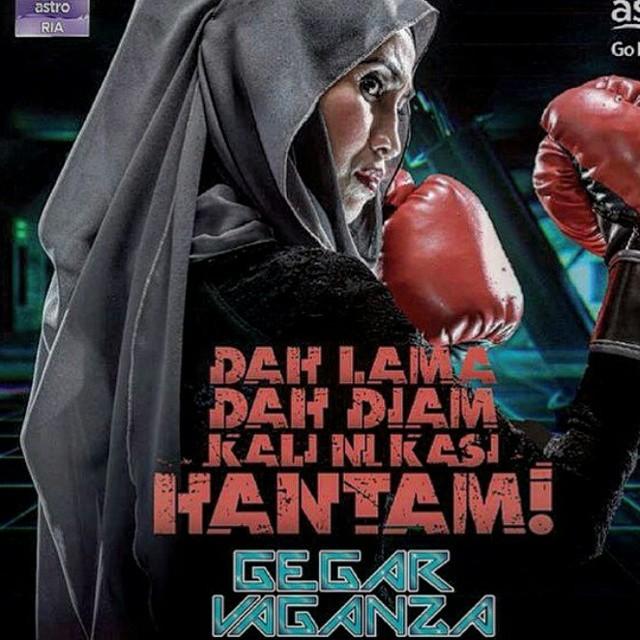 Video Gegar Vaganza 2015 Minggu 5 Azian Mazuan Sapuwan – Wajah Siapa Di Hatimu (Azlina Aziz)