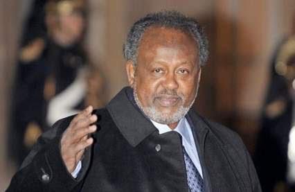 Presidente de Djibouti desde mayo 8, 1999.